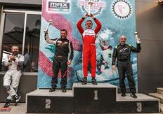 Sponsor of Teddy Chaaraoui during Karting – Lebanese Rotax Max Championship