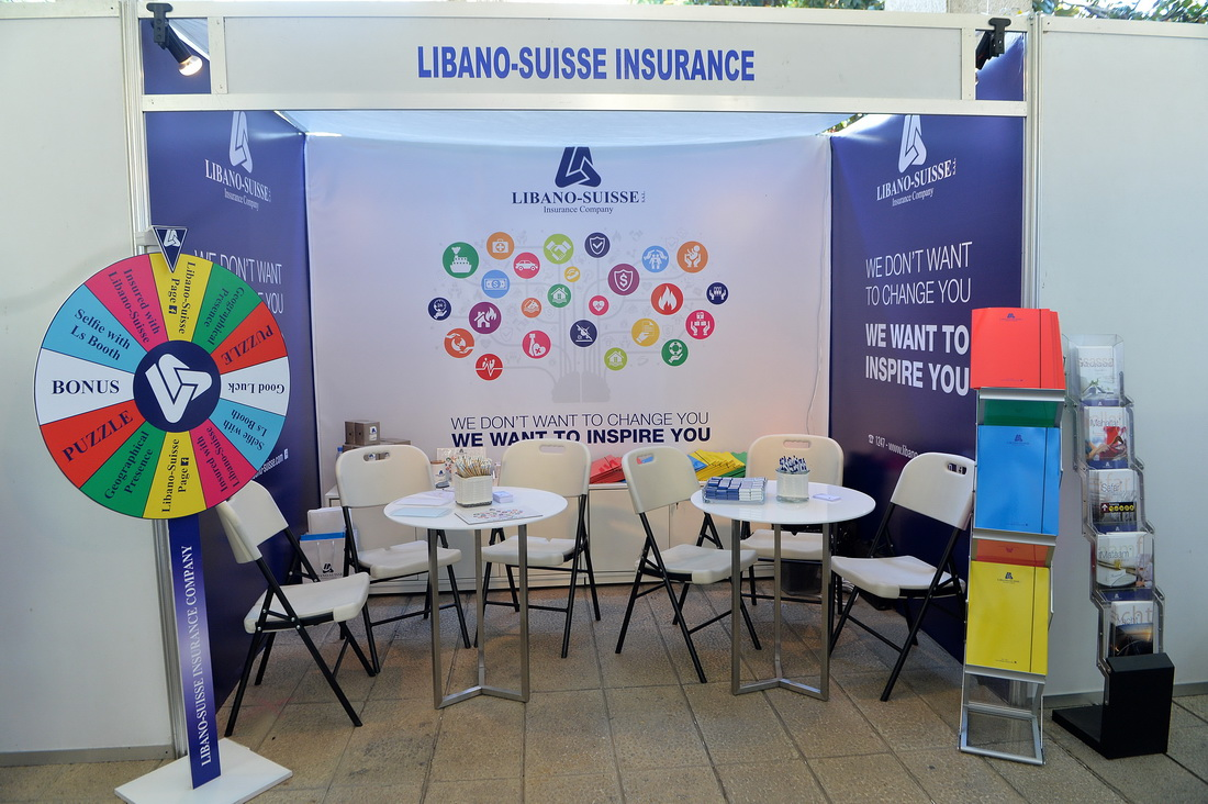 Libano-Suisse Engages Young Minds at the USJ Career Fair